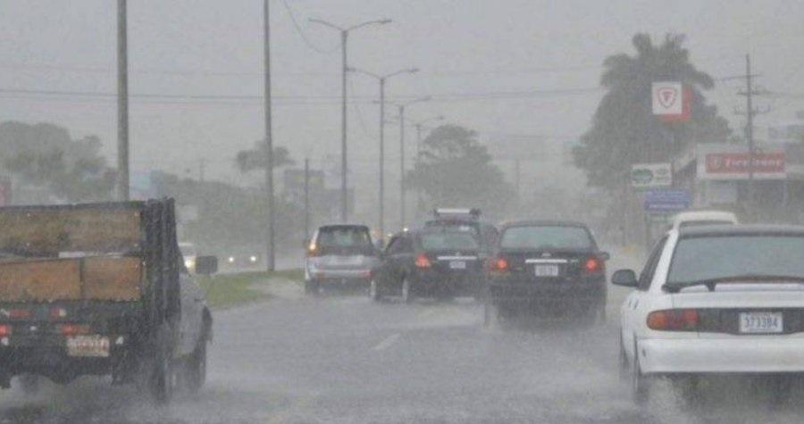 Onda tropical provocará aguaceros y tormentas eléctricas sobre la R. Dom.