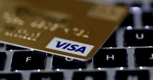 Visa implementan  conjunto de elementos de marca sensorial