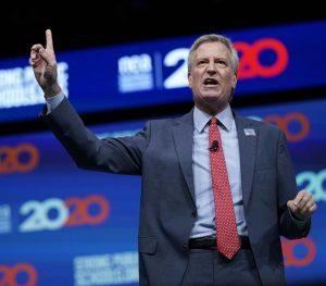 Alcalde de NY también pide renuncia gobernador de PR
