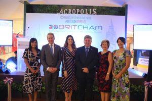 Cámara Británica de Comercio inaugura nuevas oficinas en Santo Domingo