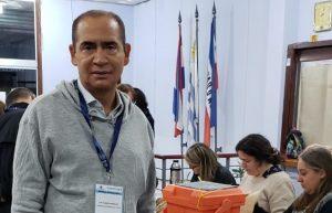 URUGUAY: Jueces TSE RD participan como obseradores elecciones
