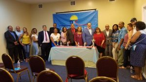 Dominicanos por el Cambio juramenta equipos políticos en Nueva York