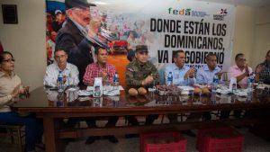 Comisión da seguimiento promesas Danilo a caficultores y pescadores