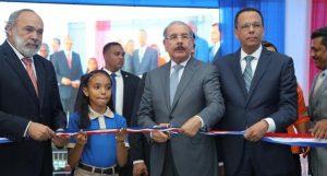 LOS ALCARRIZOS: Presidente entrega un centro educativo