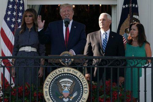 Trump advierte redadas migratorias empezarán después del 4 de julio