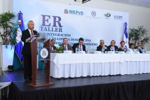 Imparten taller de integración diáspora dominicana al desarrollo local
