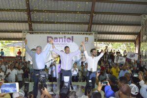 SANTIAGO: Fernando Rosa asegura transformará el municipio