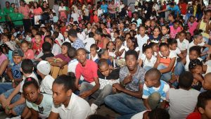 Comenzó en R.Dominicana Festival Internacional de Cine Infantil