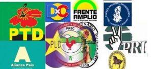 Quedó formalmente abierta ayer en RD campaña  interna de partidos políticos