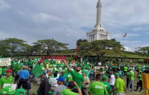 SANTIAGO: Miles participan en marcha contra corrupción e impunidad en la RD