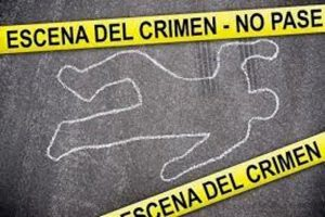 LA ROMANA: Hombre asesina una mujer de cinco balazos