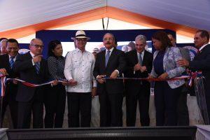 COTUI: Presidente Danilo Medina deja en servicio puente Cotuí-La Mata