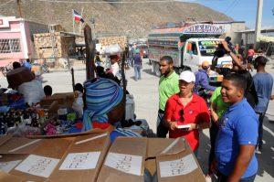 MICM supervisa el mercado fronterizo de Jimaní-Mallepasse