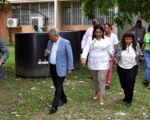 HATO MAYOR: Ministro de Salud realiza jornadas contra el dengue