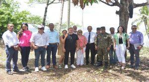 SAMANA: Minerd se compromete con centros educativos ecológicos
