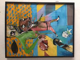 Obras de Ney Diazh se presentarán en ARTFORO