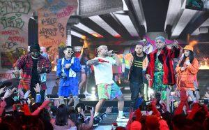 Premios Juventud: Bad Bunny, Anuel AA y Cardi B imponen el ritmo urbano