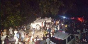 Accidentes de tráfico cobran 65 víctimas mortales en Haití