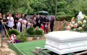 Sepultan niña se suicidó porque ICE detuvo a su padre en NY