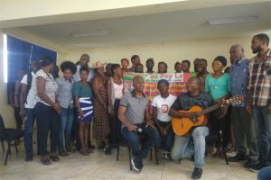 Llaman a jóvenes haitianos a involucrarse en cambio social
