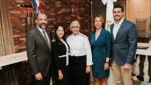 ESPAÑA: La chef Esperanza Lithgow promociona la cocina dominicana