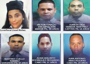 Arrestan exfiscal y agentes DNCD plantaron droga en una barbería