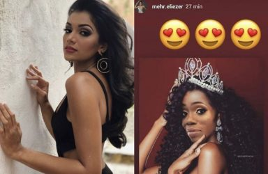 Miss Panamá pide disculpas tras burlarse de Miss Rep. Dominicana