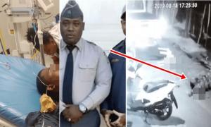 HIGUEY: Grupo agrede a un policía le pidió que bajaran música