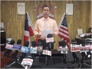 Federación de Taxistas anuncia acciones para proteger sus miembros