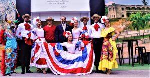 MADRID: Jóvenes RD crean Ballet Folklórico Dominicano en Europa