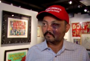 Dominicanos Alto Manhattan condenan golpiza a seguidor de Trump
