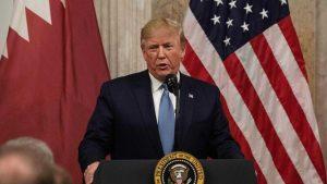 Trump dice líder del Estado Islámico murió como «un perro y un cobarde»