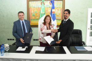 Entregan acuerdo entre Sociedad Dominicana de Física y Universidad de Pisa