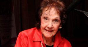 Miniserio de Cultura expresa pesar por muerte actriz Flor Abreu