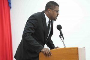 Aplazan indefinidamente ratificación del Gobierno de Haití
