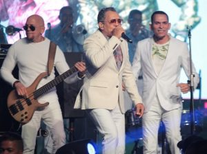 Latin Music celebra 18 aniversario con espectaculares  conciertos