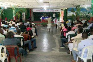 Foro contra Crisis en Haití acuerda continuar movilización popular