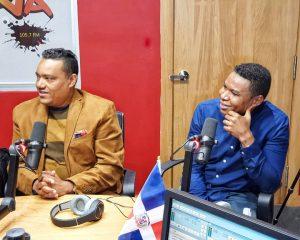 Raymond y Miguel consideran Fausto Mata el mejor comediante de RD