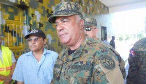 PEDERNALES: Jefe del Ejército ve relación con Haití mejor que nunca