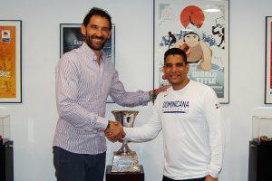 Federaciones baloncesto de España y RD firman acuerdo