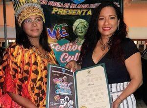 PUERTO RICO: Cámara reconoce a periodista de la RD Awilda Gómez