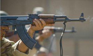 Más de 30 mil personas mueren anualmente por armas de fuego