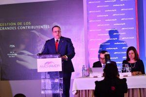 """Magín Díaz dice DGII produce reforma """"robusta y trascendente"""""""