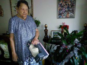 Acroarte expresa condolencias por muerte madre de Zunilda Fondeur