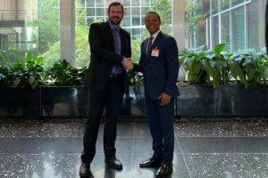 Político dominicano se reúne con responsable Asuntos Caribeños EU