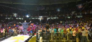 Domínguez Brito dice devolverá la esperanza a los dominicanos