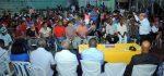 Montás recibe apoyo de jóvenes de barrios de la parte norte de SD