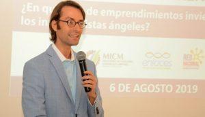MICM promueve inversión ángel para impulsar emprendimientos locales