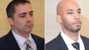 Culpables se declararon dos exdetectives violaron joven habían arrestado
