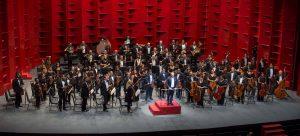 Lo mejor del canto lírico en el aniversarioTeatro Nacional